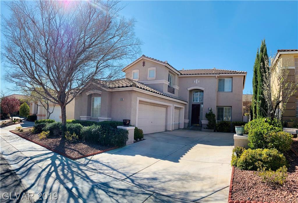 10105 Pinnacle View Place Las Vegas NV 89134