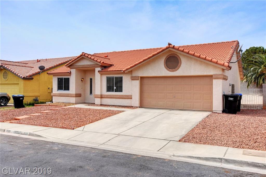 4539 Testarossa Ln North Las Vegas NV 89081