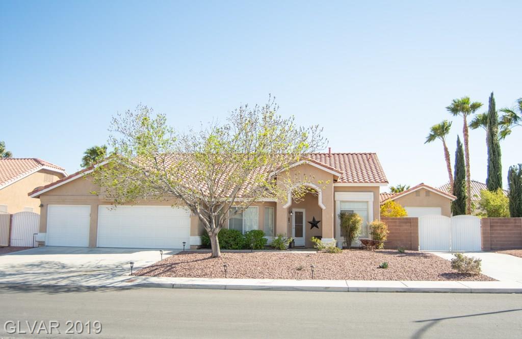 6101 El Campo Grande Ave Las Vegas NV 89130