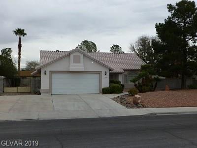 5884 West Washburn Rd Las Vegas NV 89130
