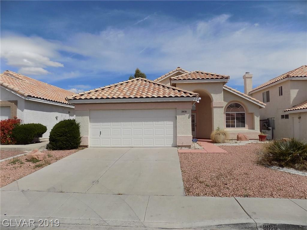 3978 Pebble Creek Avenue Las Vegas NV 89147