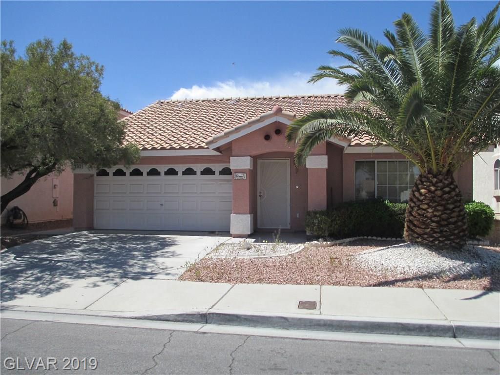 3563 Campbell Road Las Vegas NV 89129