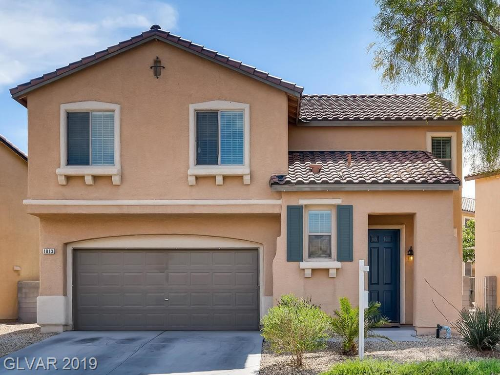 1813 Arch Stone Ave North Las Vegas NV 89031