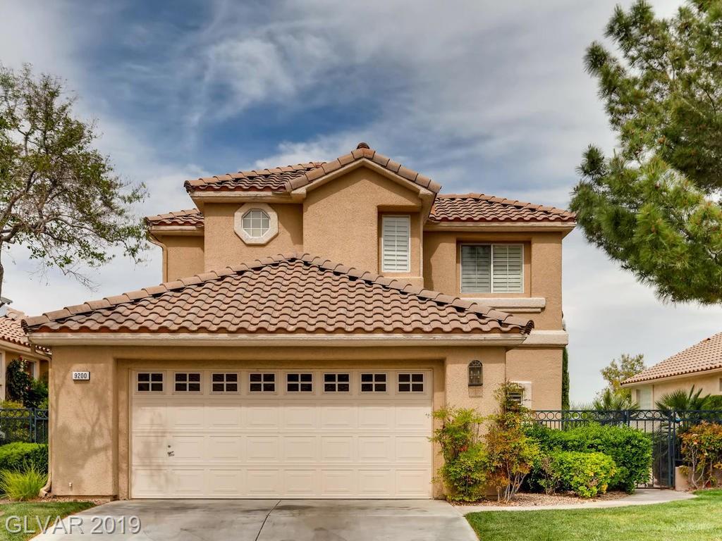 9200 Eagle Ridge Drive Las Vegas NV 89134