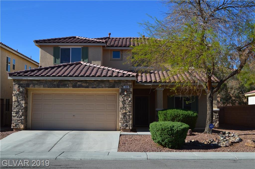3528 Rubio Sun Ave North Las Vegas NV 89081