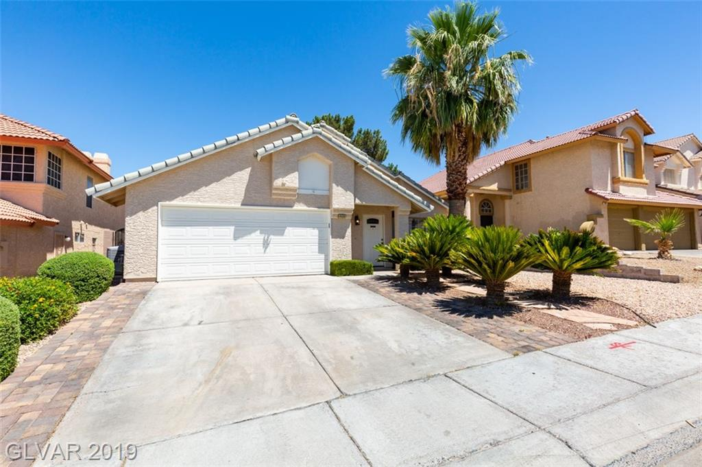 408 Crater Court Henderson NV 89014