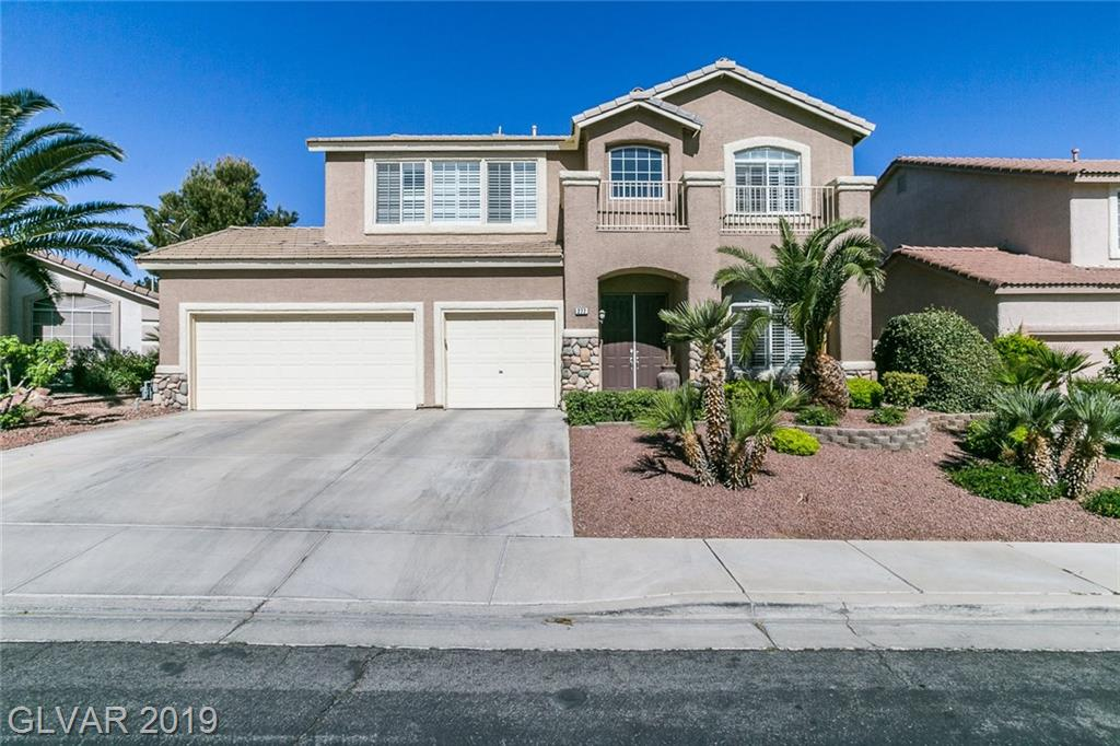 277 Timber Hollow St Henderson NV 89012