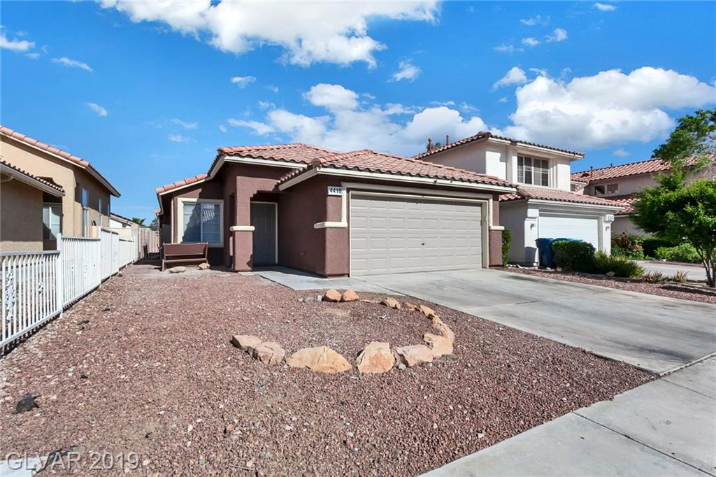 4418 Wild Honey Court Las Vegas NV 89147