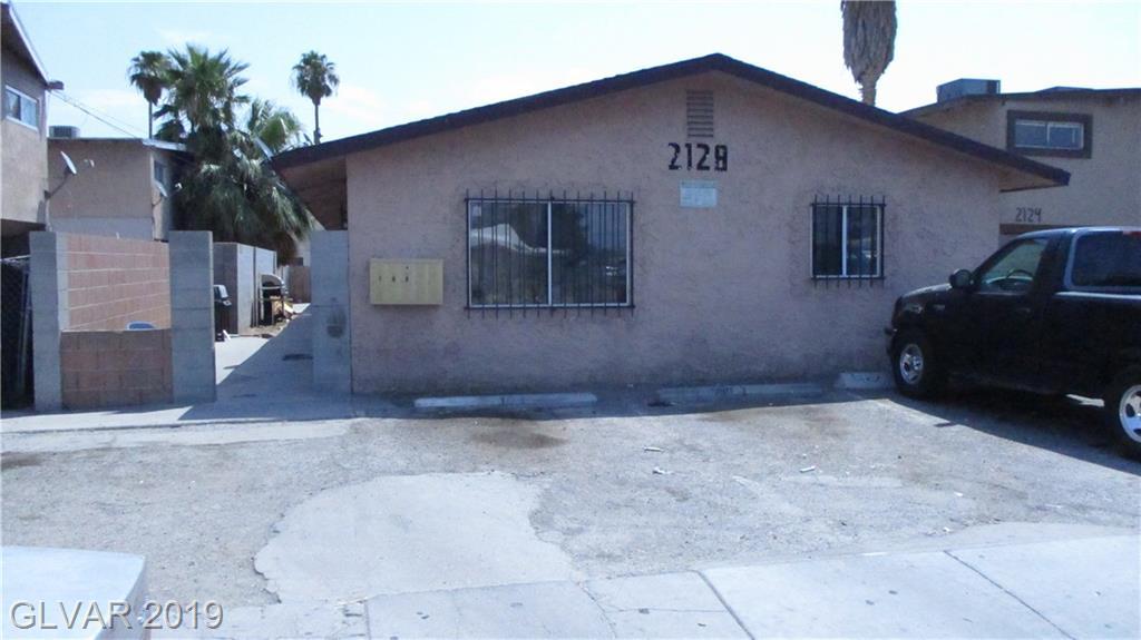 2128 Ellis Street North Las Vegas NV 89030
