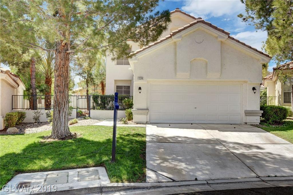 1324 Elk River Circle Las Vegas NV 89134