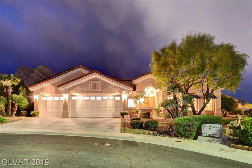 10844 Hot Oak Springs Ave Las Vegas NV 89134