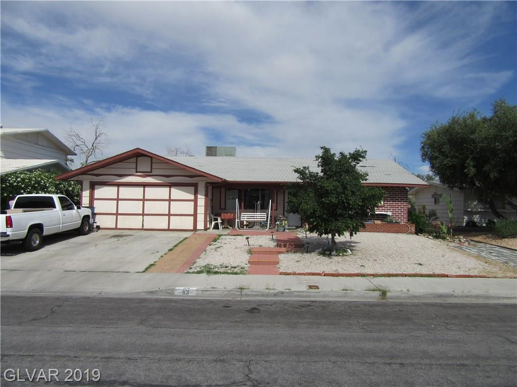 113 Redstone St Las Vegas NV 89145