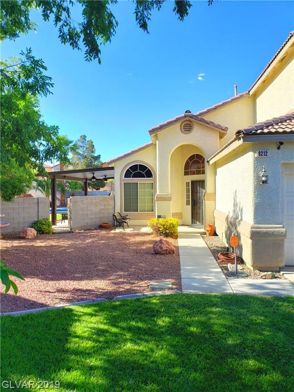 8212 Quail Nest Ave Las Vegas NV 89131