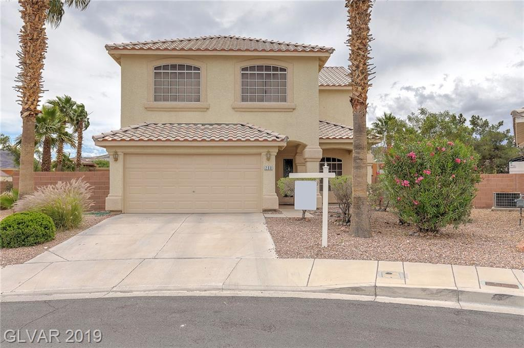 200 Oella Ridge Ct Henderson NV 89012