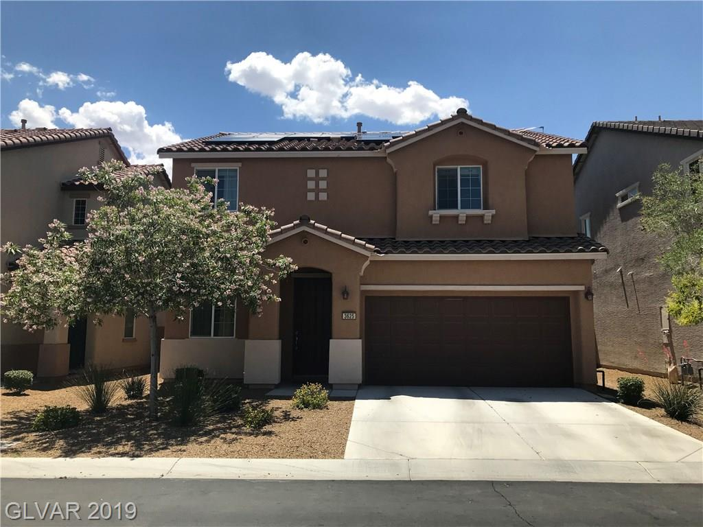 3625 Via Messina Henderson NV 89052