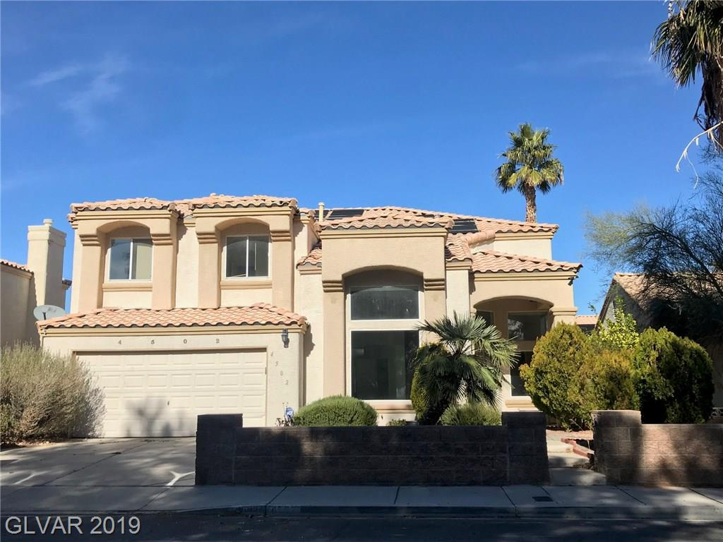4502 Mesa Vista Ave Las Vegas NV 89120