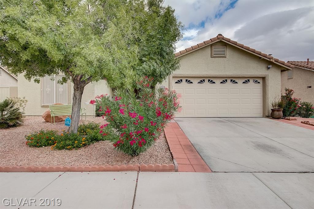 5314 Edna Crane Ave North Las Vegas NV 89031