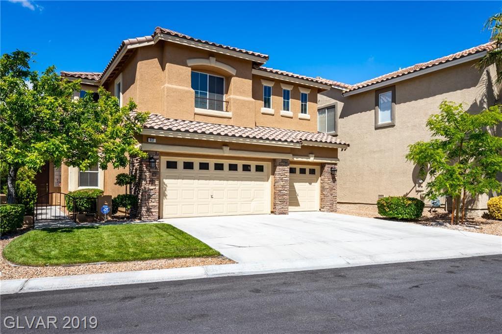 417 Copper Valley Court Las Vegas NV 89144