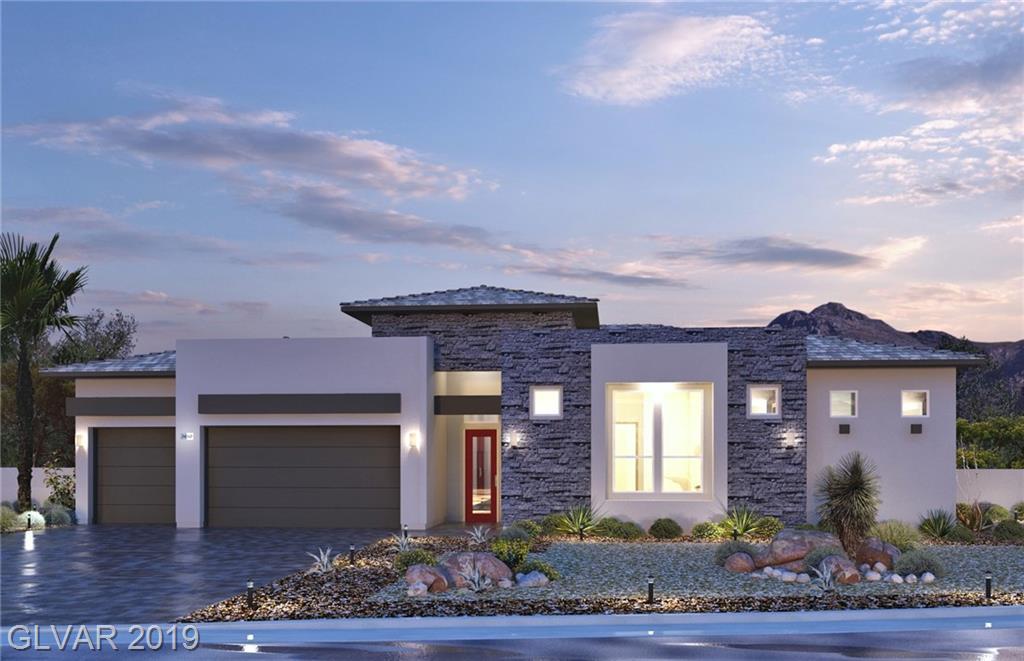 7706 Tioga Ridge Court Lot 1 Las Vegas NV 89117