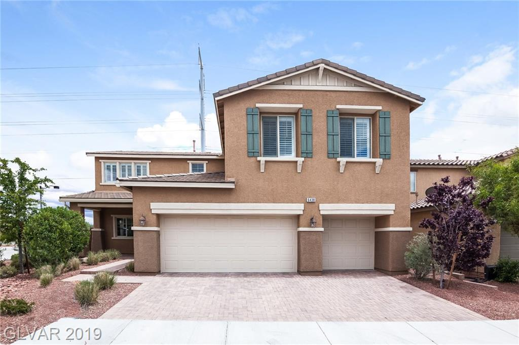 6438 Cameron Park Street Las Vegas NV 89166