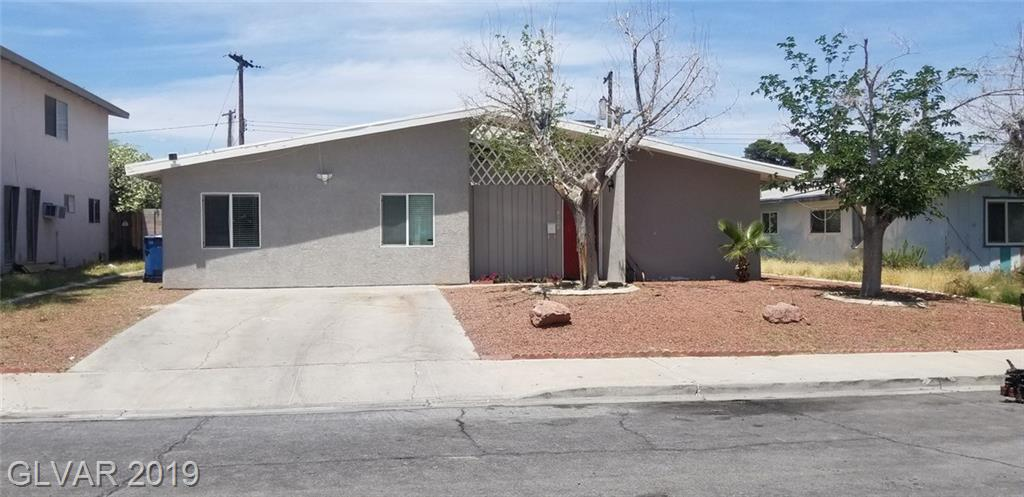 4324 Sawyer Avenue Las Vegas NV 89108