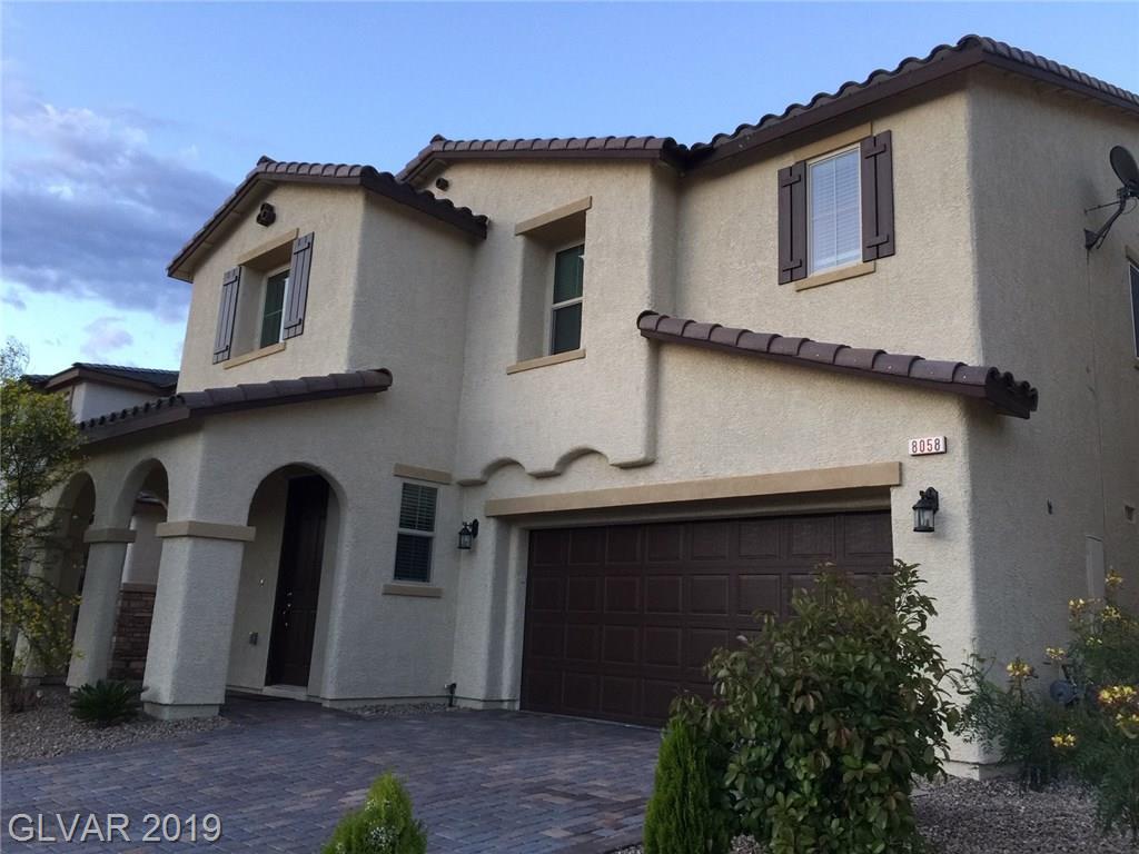 8058 Ponderosa Hill St Las Vegas NV 89113