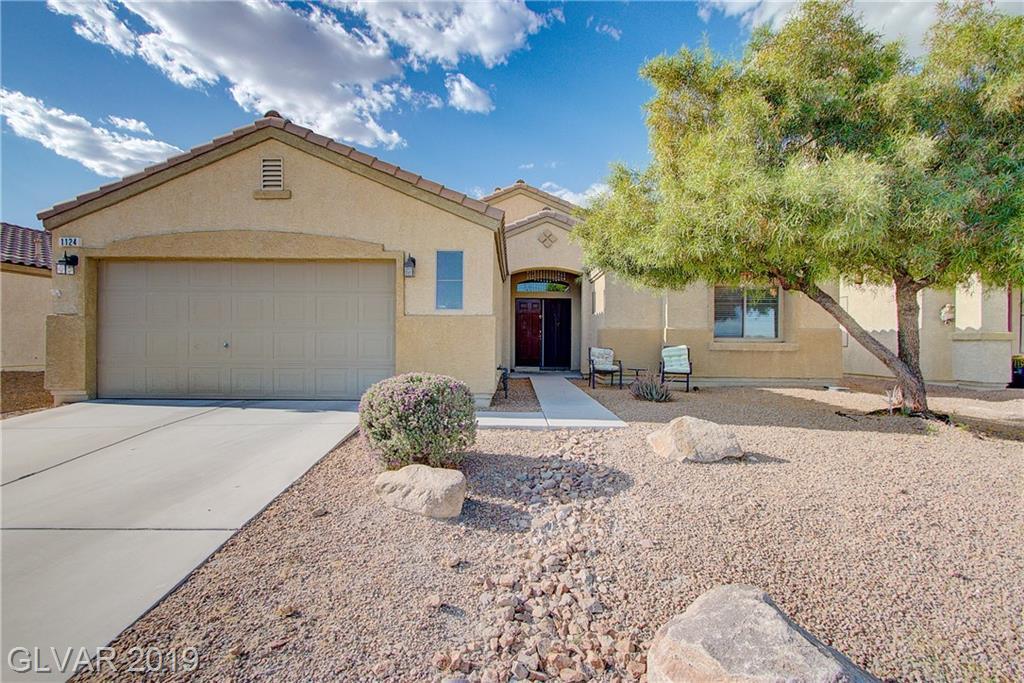 1124 El Campo Grande Ave North Las Vegas NV 89081