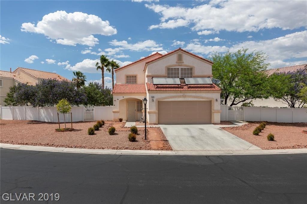 508 Lava Beds Way North Las Vegas NV 89084