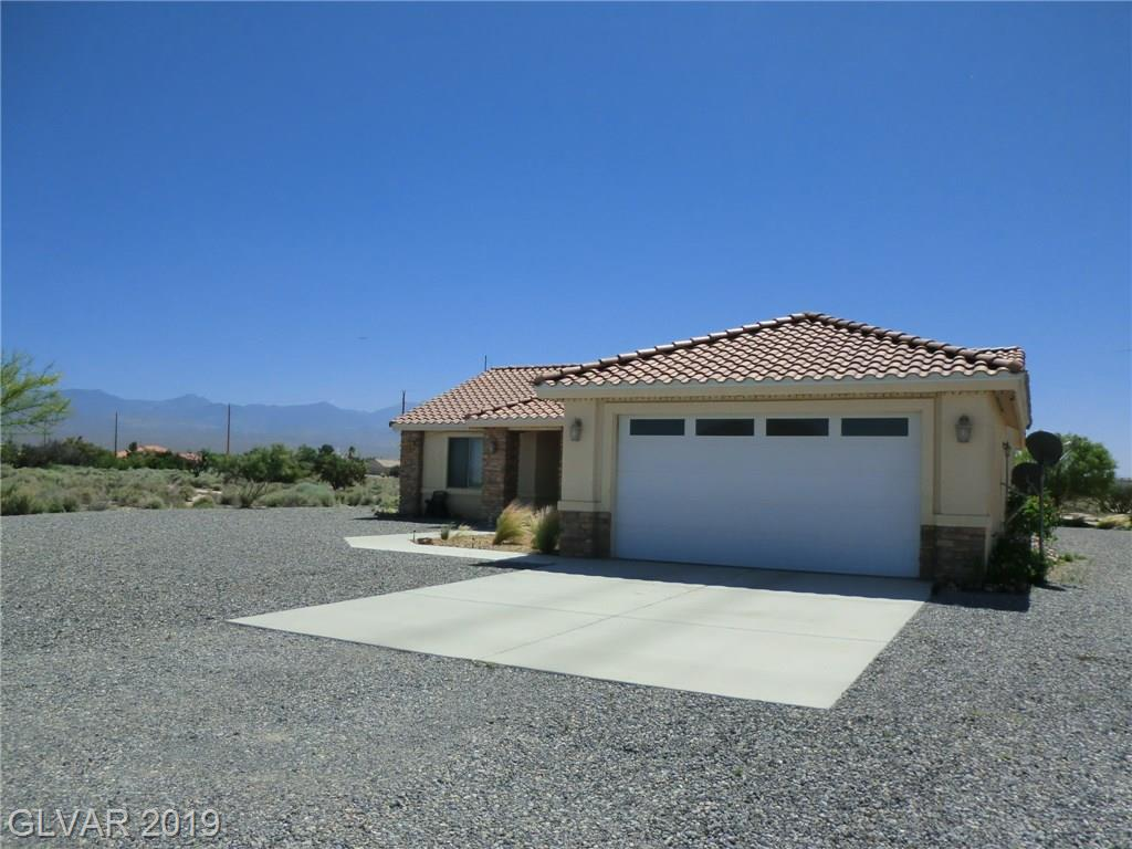 1721 South Old West Pahrump NV 89048