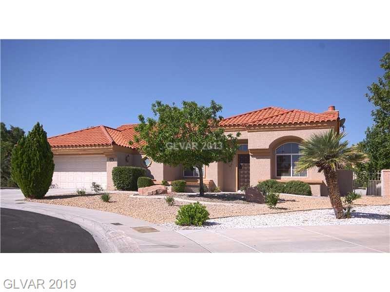 2821 Greenview Ct Las Vegas NV 89134
