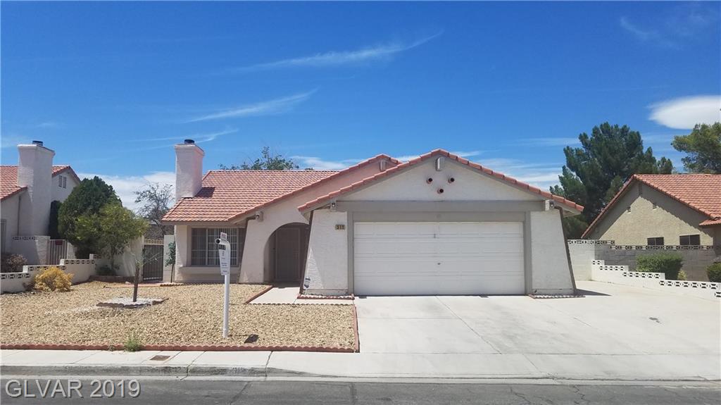 312 Manor Street Las Vegas NV 89145