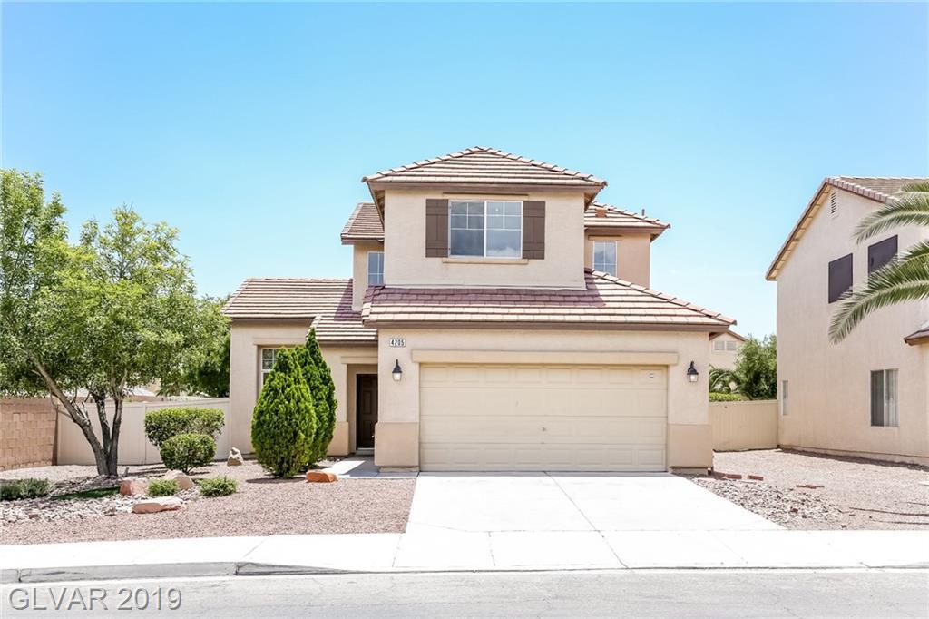 4205 Masseria Ave North Las Vegas NV 89031