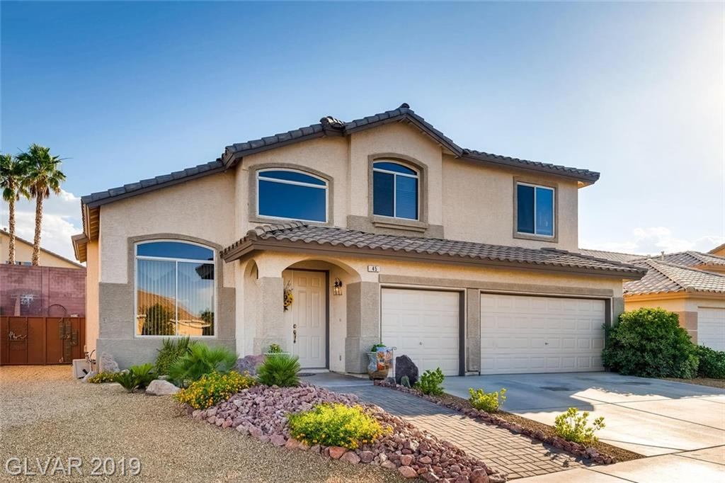 45 Voltaire Ave Henderson NV 89002