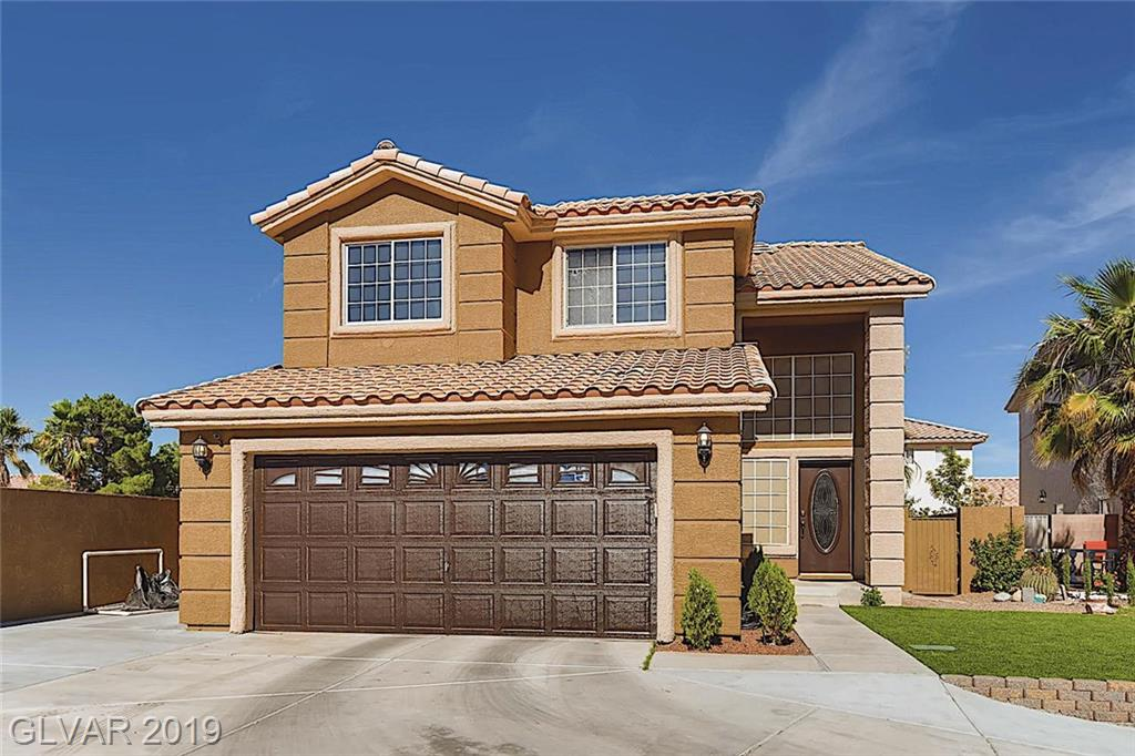 3702 Tranquil Canyon Court Las Vegas NV 89147