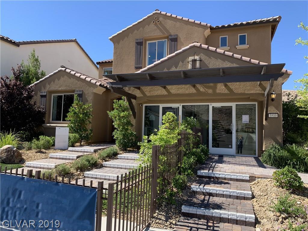 3510 Glasstop Drive Las Vegas NV 89141