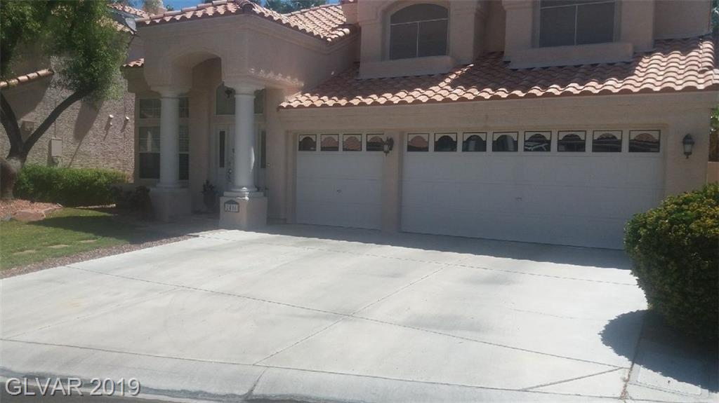 2416 Shady Vista Drive Las Vegas NV 89134