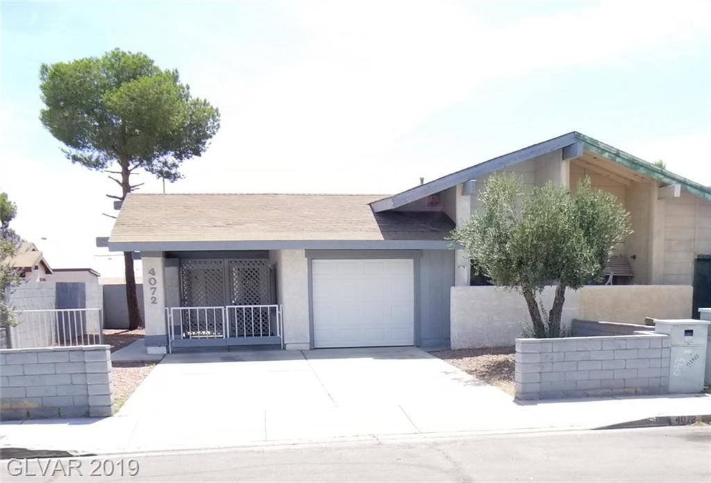 4072 South West Spring Leaf Drive Las Vegas NV 89147