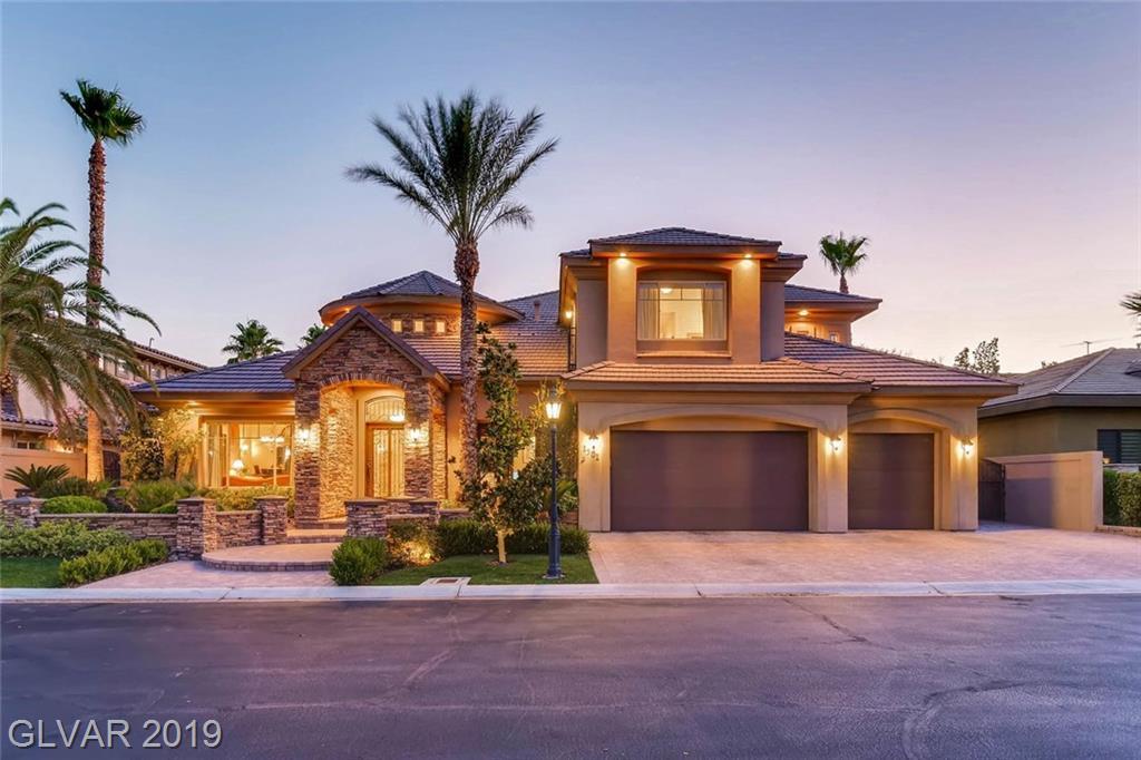 1501 Marbella Ridge Ct Las Vegas NV 89117