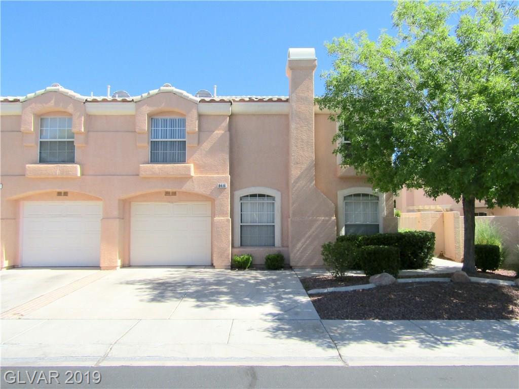 8416 Sewards Bluff Avenue Las Vegas NV 89129