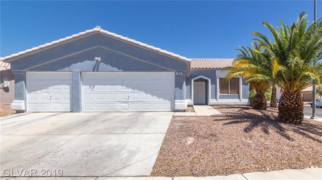 2014 Heritage Ridge Ave North Las Vegas NV 89031