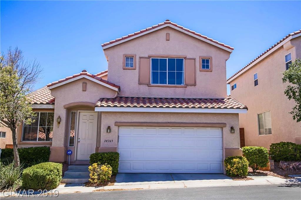 10365 Bent Willow Avenue Las Vegas NV 89129