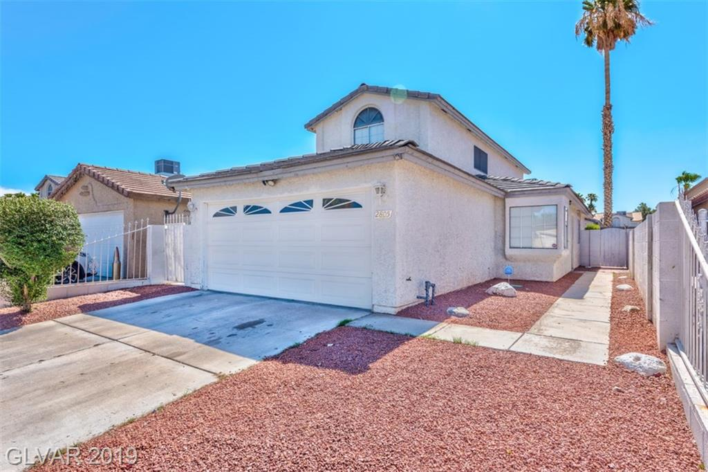2805 Sandyfalls Way Las Vegas NV 89142