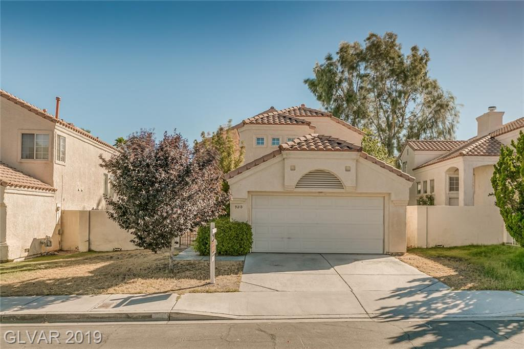 Peccole Ranch - 9213 Vosburgh Dr