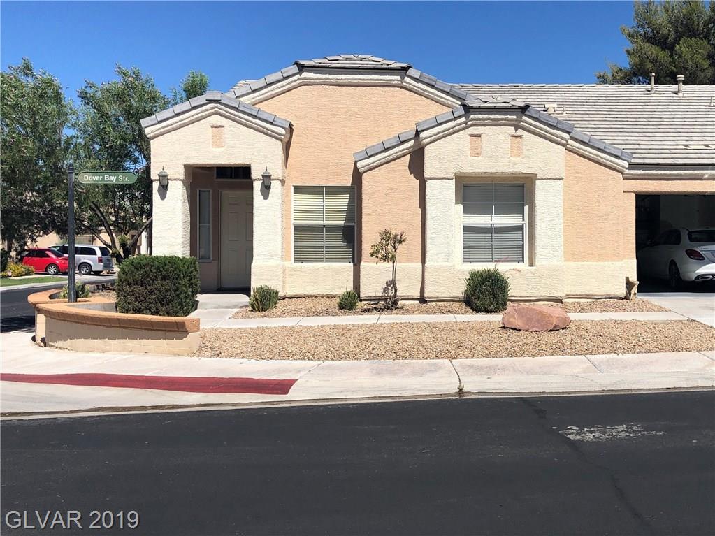 3528 Dover Bay Street Las Vegas NV 89129