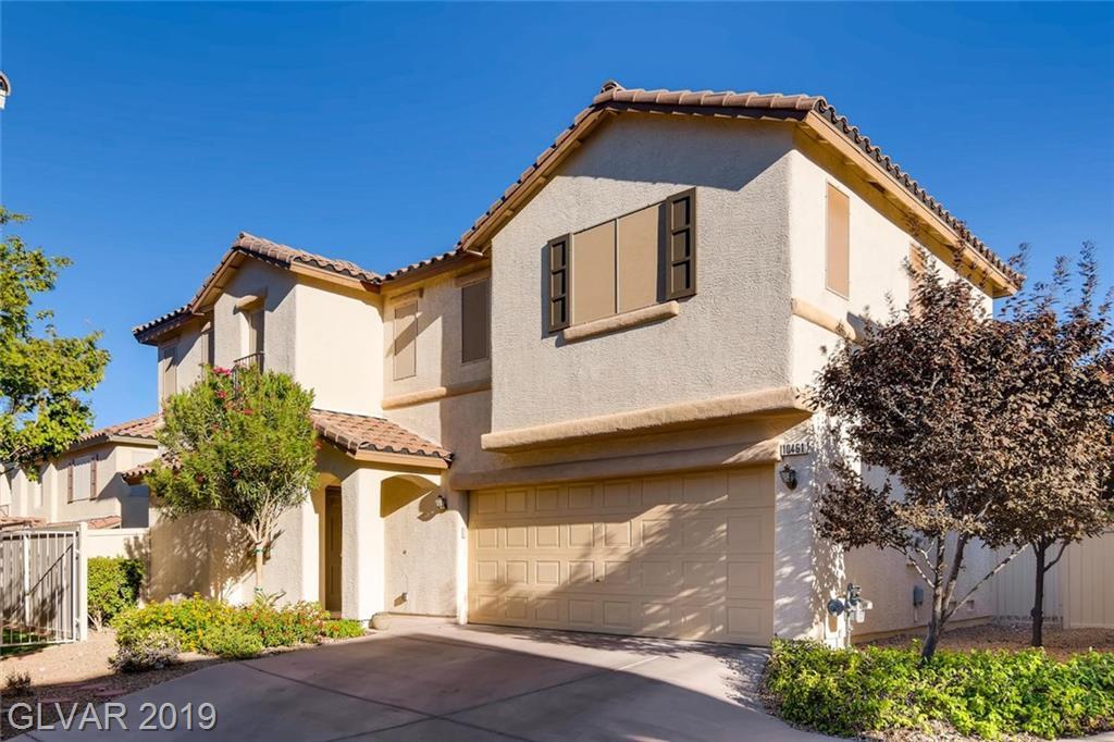 10461 Concetta Avenue Las Vegas NV 89129