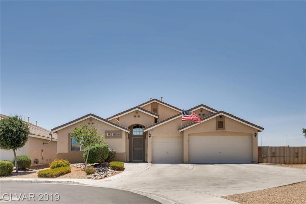 7141 Wilderness Pack Ct North Las Vegas NV 89084