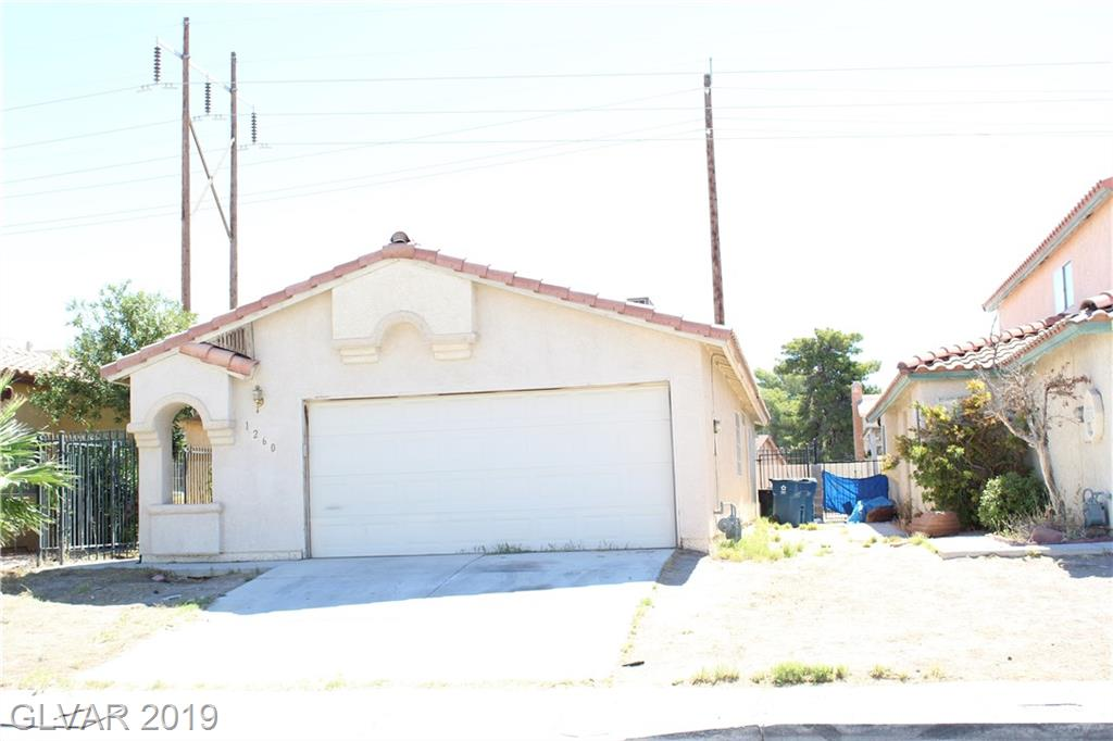 1260 Pleasant Brook St Las Vegas NV 89142