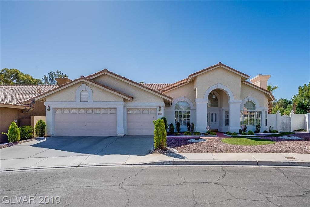 Peccole Ranch - 1540 Castle Crest Dr