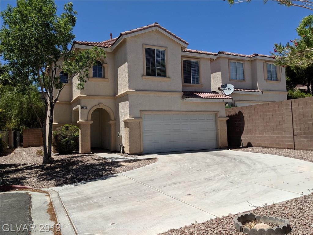4649 San Severo Street Las Vegas NV 89147