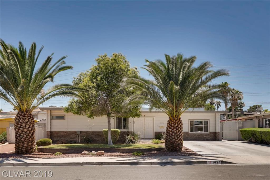 1624 San Pedro Avenue Las Vegas NV 89104